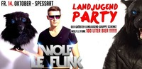 Landjugendparty mit DJ Wolf Le Funk@Spessart