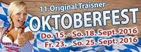 11. Original Traisner Oktoberfest@Original Traisner Oktoberfest