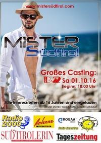 Mister Südtirol 2017@B 52