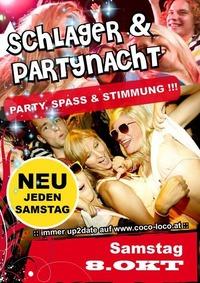 Schlager & Partynacht@Disco Coco Loco