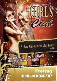 Girls Club@Disco Coco Loco