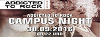 Addicted to Rock Campus Night@U4