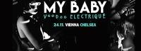 My Baby (NL)@Chelsea Musicplace