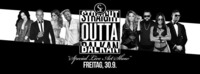 Straight Outta Balkan • 30/09/16 • Special Live Act Show@Scotch Club