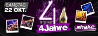 4 Jahresfeier@Shake