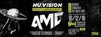 NU:Vision ► Strictly DnB im GEI Musikclub, Timelkam@GEI Musikclub