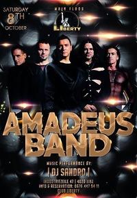 Amadeus Band - 08.10.2016@Club Liberty