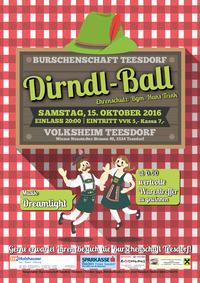 Dirndl-Ball@Volksheim Teesdorf