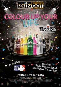 Colour up your life/DJ ONE @Salzbar@Salzbar