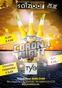 Corona Night/DJ TYO @Salzbar@Salzbar