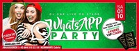 WhatsApp Party@Cabrio