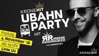6. KRONEHIT U-Bahn-Party@U-Bahn-Linie U2 - Sonderzug