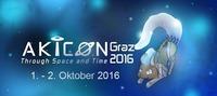 AkiCon Graz 2016 - Through Space and Time@Seifenfabrik Veranstaltungszentrum Graz
