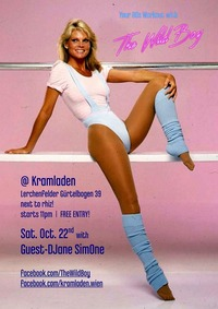 Your 80s Workout with DJs SimOne & The Wild Boy@Kramladen