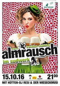 Almrausch im Sudwerk@Sudwerk - Die Weisse