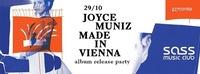 Joyce Muniz - Made in Vienna - Album Release Party@SASS