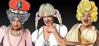 Ennio Marchetto - The Living Paper Cartoon - Salzburg Premiere!@Oval