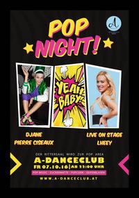 POP NIGHT im A-Danceclub@A-Danceclub