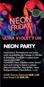 Neon Party@Fabrics - Musicclub
