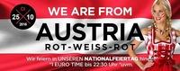 WE ARE from Austria Rotweissrot!@Bollwerk Klagenfurt