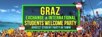 ★ GRAZ International Students Semester opening ★ Tuesday 4th of October@Mausefalle Graz