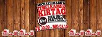 GEI Bier- und Partyzelt am Michaelimarkt: Timelkamer Kirtag 2016@GEI Musikclub