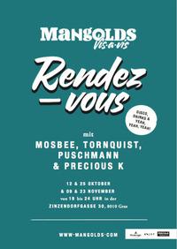Rendezvous mit Mosbee @Mangolds vis-a-vis