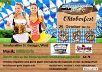 Oktoberfest MittnDrin live@Neudorf Wirt