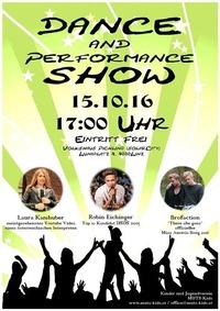 Dance and Performance Show@Lunaplatz