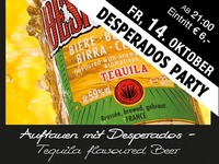Desperados Party@Mausefalle