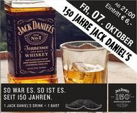 150 Jahre Jack Daniels@Mausefalle