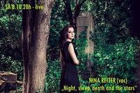 CD Präsentation der Schweizer Vocalistin Nina Reiter@Smaragd