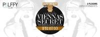 Different presents Vienna's Secret at Palffy Club@Palffy Club