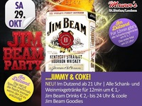 Jim Beam Party@Maurer´s