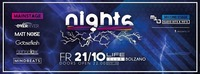 Nights opening Event@LIFE Club Bolzano