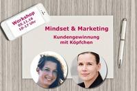 Workshop Mindset & Marketing@Raum - Zentrum für schöperisches TUN