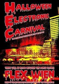 HALLOWEEN- ELECTRONIC CARNIVAL@Flex