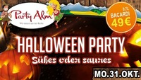 Halloween Party@Party Alm Hartberg