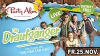 Die Draufgänger -> LIVE@Party Alm Hartberg
