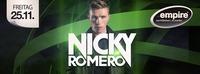 Nicky Romero presented by RAVEolution EDM@Empire St. Martin