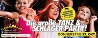 Die große TANZ- & Schlager Party!@Fledermaus Graz