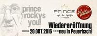 Wiedereröffnung Prince & Rockys!@Prince Cafe Bar