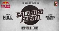 Salzburg Feiert ! #mixedsoundselection@Republic