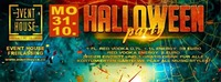 Halloween PARTY Event House Freilassing@Eventhouse Freilassing