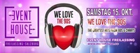 We love the 90's Event House Freilassing@Eventhouse Freilassing