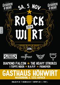 Rock den Wirt 2016@Höhwirt