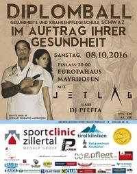 Diplomball der Gesundheits - und Krankenpflegeschule Schwaz@Europahaus Mayrhofen