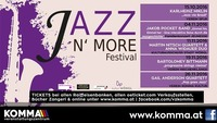 Jazz´n More Festival@Komma