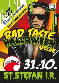 BAD TASTE - Halloween Special - JAY Tribute@J(ay)