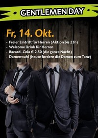 Hasenfalle Gentlemen Day@Hasenfalle